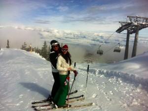 Ski Chalet Bansko slopes