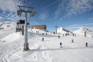 Bansko slopes